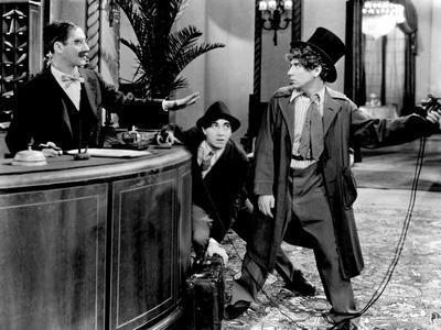 The Cocoanuts, The Marx Brothers (Groucho Marx, Chico Marx, Harpo Marx), 1929