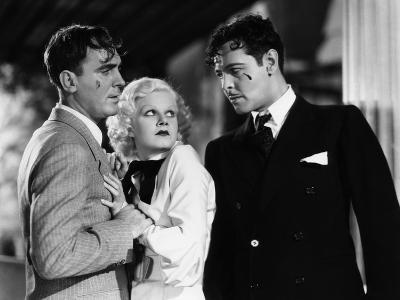 Bombshell, Pat O'Brien, Jean Harlow, Ivan Lebedeff, 1933