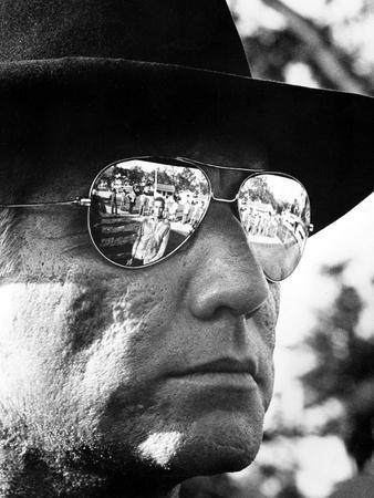 Cool Hand Luke, Morgan Woodward, Paul Newman, 1967