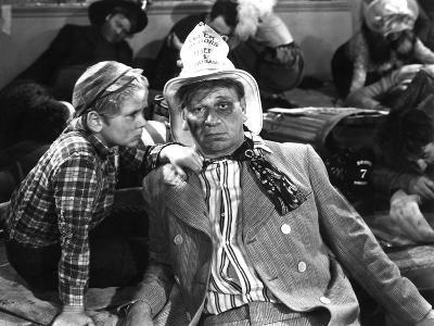 The Bowery, Jackie Cooper, Wallace Beery, 1933