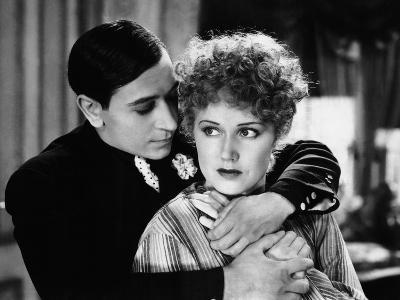 The Bowery, George Raft, Fay Wray