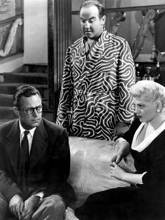 Born Yesterday, William Holden, Broderick Crawford, Judy Holliday, 1950
