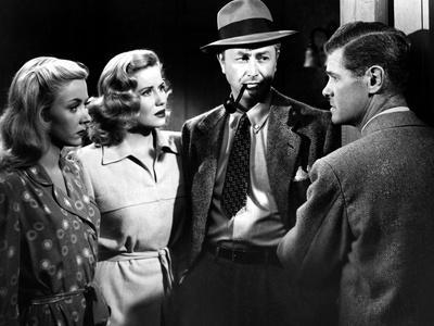 Crossfire, Gloria Grahame, Jacqueline White, Robert Young, Paul Kelly, 1947