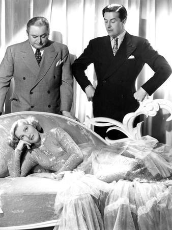 Easy Living, Edward Arnold, Jean Arthur, Ray Milland, 1937