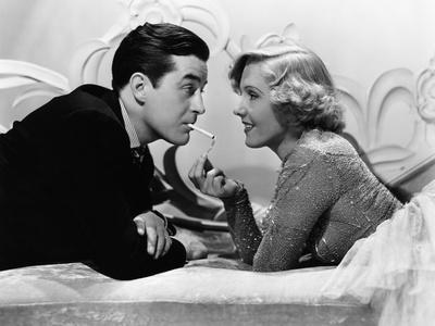 Easy Living, Ray Milland, Jean Arthur, 1937