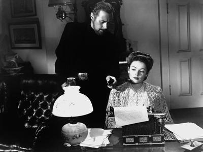 The Ghost And Mrs. Muir, Rex Harrison, Gene Tierney, 1947