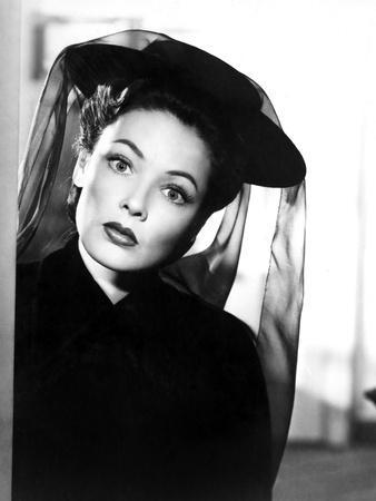 The Ghost And Mrs. Muir, Gene Tierney, 1947