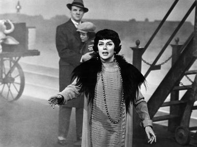 Gypsy, Rosalind Russell, Karl Malden, Natalie Wood, 1962