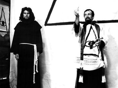 El Topo, Julien De Meriche, Robert John, 1970