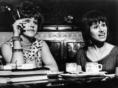 Girl With Green Eyes, Lynn Redgrave, Rita Tushingham, 1964