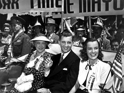 Hail The Conquering Hero, Georgia Caine, Eddie Bracken, Ella Raines, 1944