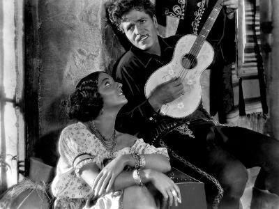 In Old Arizona, Dorothy Burgess, Warner Baxter, 1928