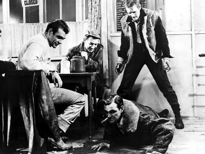 Hell Drivers, Sean Connery, Sid James, Stanley Baker, Patrick McGoohan, 1958