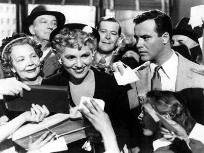 It Should Happen To You, Judy Holliday, Jack Lemmon, 1954