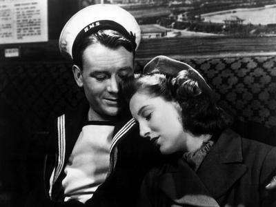 In Which We Serve, John Mills, Kay Walsh, 1942