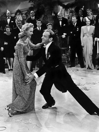 Holiday Inn, Marjorie Reynolds, Fred Astaire, 1942