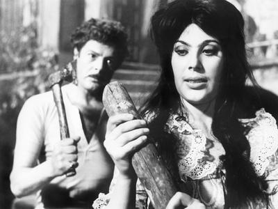 Divorce - Italian Style, Marcello Mastroianni, Daniela Rocca, 1961