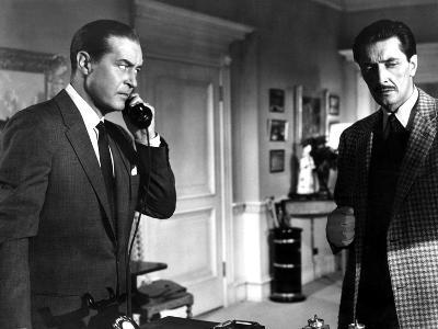 Dial M For Murder, Ray Milland, Anthony Dawson, 1954