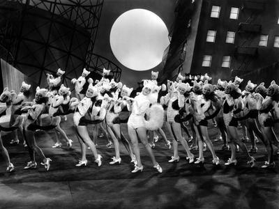 Footlight Parade, Ruby Keeler, 1933
