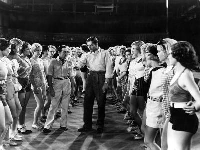 42nd Street, Ruby Keeler, Una Merkel, George E. Stone, Warner Baxter, Ginger Rogers, 1933
