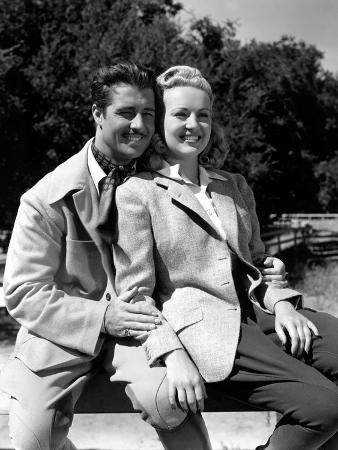 Down Argentine Way, Don Ameche, Betty Grable, 1940