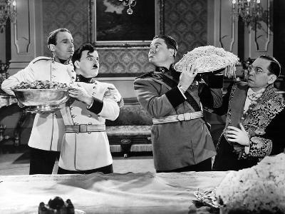 The Great Dictator, Henry Daniell, Charlie Chaplin, Jack Oakie, Carter Dehaven, 1940