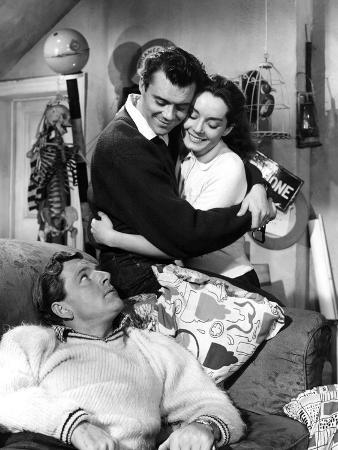 Doctor In The House, Kenneth More, Dirk Bogarde, Suzanne Cloutier, 1954