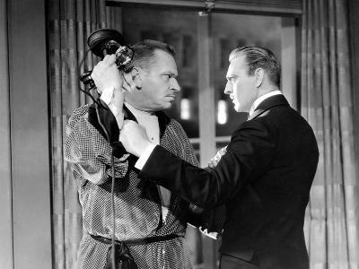 Grand Hotel, Wallace Beery, John Barrymore, 1932