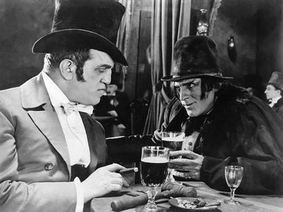 Dr. Jekyll And Mr. Hyde, Louis Wolheim, John Barrymore, 1920