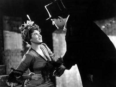 Dr. Jekyll And Mr. Hyde, Ingrid Bergman, Spencer Tracy, 1941