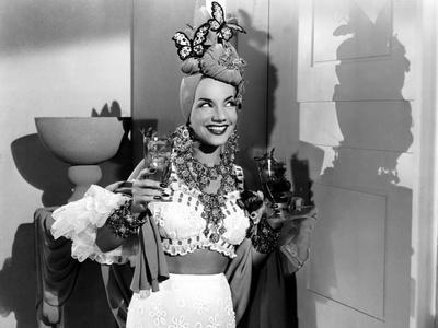 The Gang's All Here, Carmen Miranda, 1943