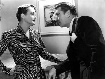The Great Lie, Mary Astor, George Brent, 1941