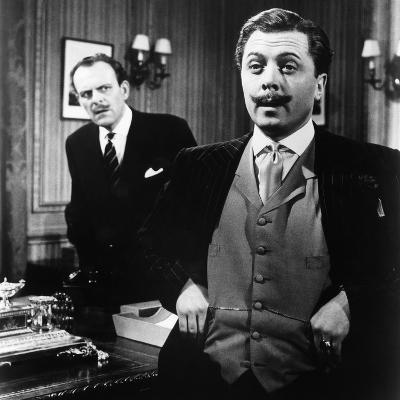 I'm All Right Jack, Terry-Thomas, Richard Attenborough, 1959