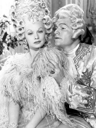 Du Barry Was A Lady, Lucille Ball, Red Skelton, 1943