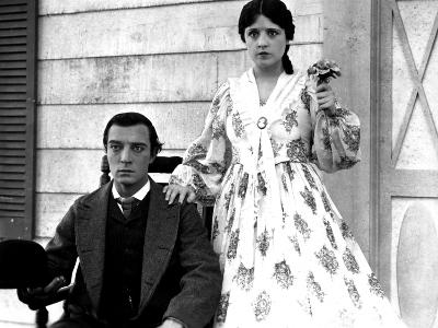 The General, Buster Keaton, Marion Mack, 1927