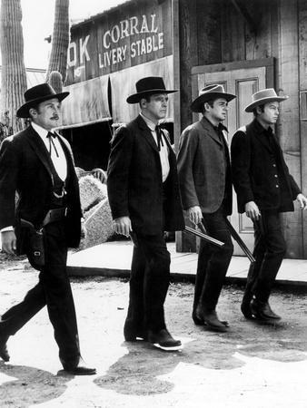 Gunfight At The O.K. Corral, 1957