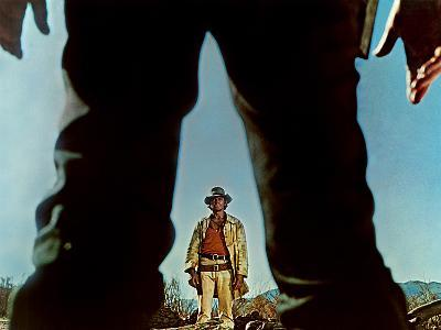 Once Upon A Time In The West, Charles Bronson, Henry Fonda, 1968