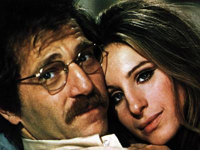 The Owl And The Pussycat, George Segal And Barbra Streisand, 1970