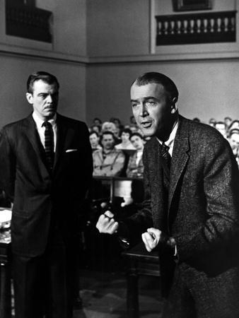 Anatomy Of A Murder, Brooks West, James Stewart, 1959