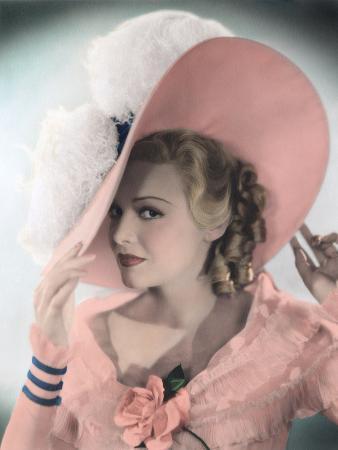 The Prisoner Of Zenda, Madeleine Carroll, 1937