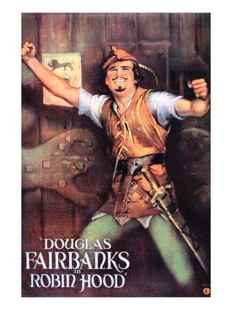 Robin Hood, Douglas Fairbanks, Sr., 1922