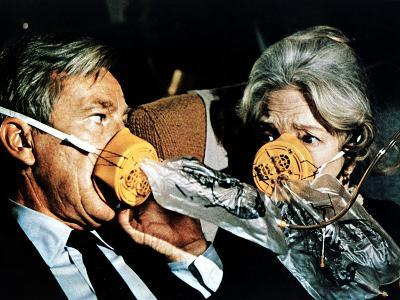 Airport, Whit Bissell, Helen Hayes, 1970