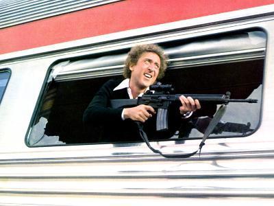 Silver Streak, Gene Wilder, 1976
