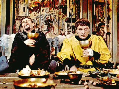 Becket, Peter O'Toole, Richard Burton, 1964