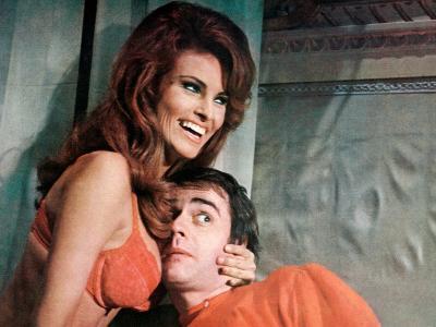 Bedazzled, Raquel Welch, Dudley Moore, 1967