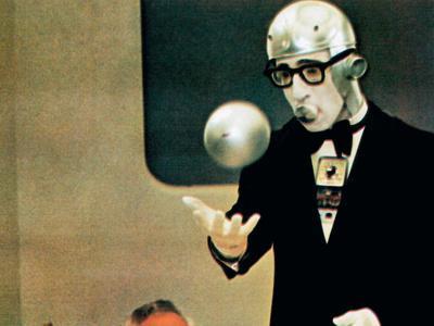 Sleeper, Woody Allen, 1973