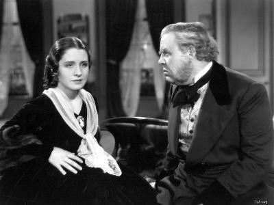 The Barretts Of Wimpole Street, Norma Shearer, Charles Laughton, 1934