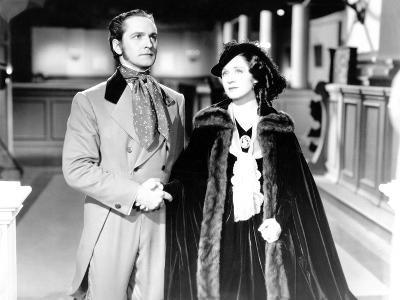 The Barretts Of Wimpole Street, Fredric March, Norma Shearer, 1934