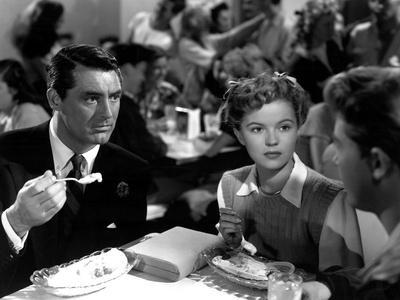 The Bachelor And The Bobby-Soxer, Cary Grant, Shirley Temple, 1947