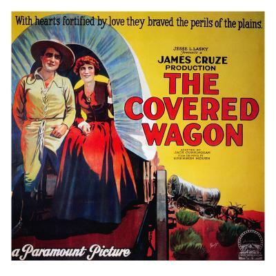 The Covered Wagon, J. Warren Kerrigan, Lois Wilson, 1923